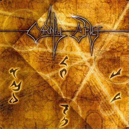 "CARNAL GRIEF ""Nine Shades Of Pain"" (輸入盤)"