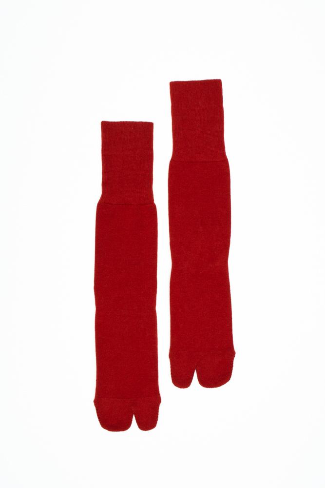 New Standard Socks(Red)