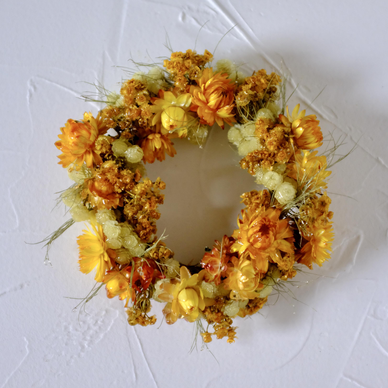 tsuyabana wreath リース 3