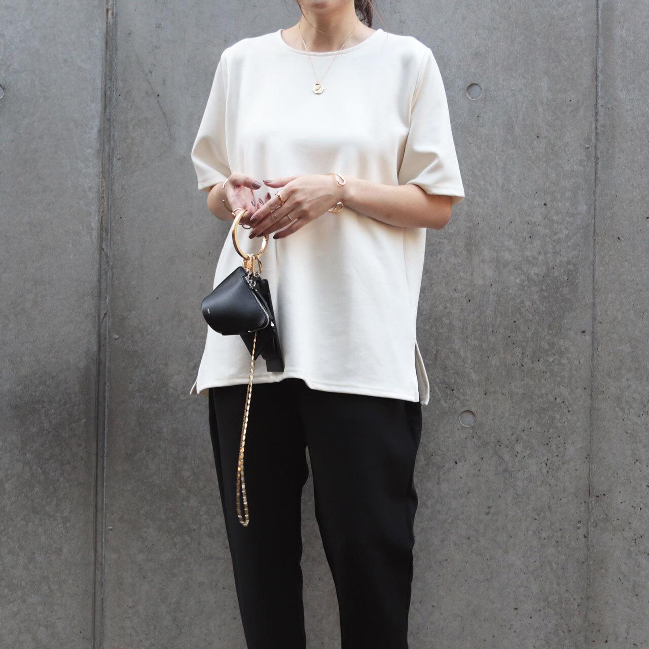 透けにくい白Tシャツ seven dot SHIRO
