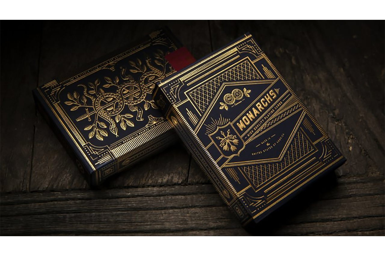 Monarch Playing Cards (Original)