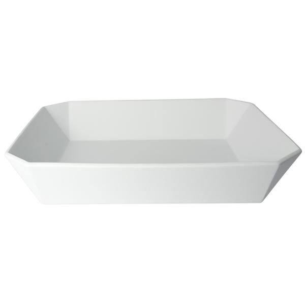 1616 / arita japan TY Square Bowl 220 Gray