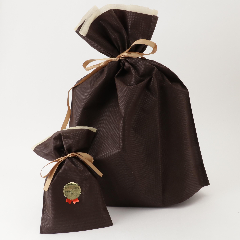 簡易ギフトラッピング~当店オリジナル革製品ブランド、Genuine Leather