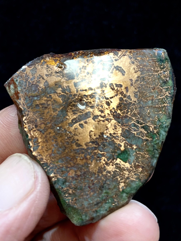 9) ミシガン州産自然銅