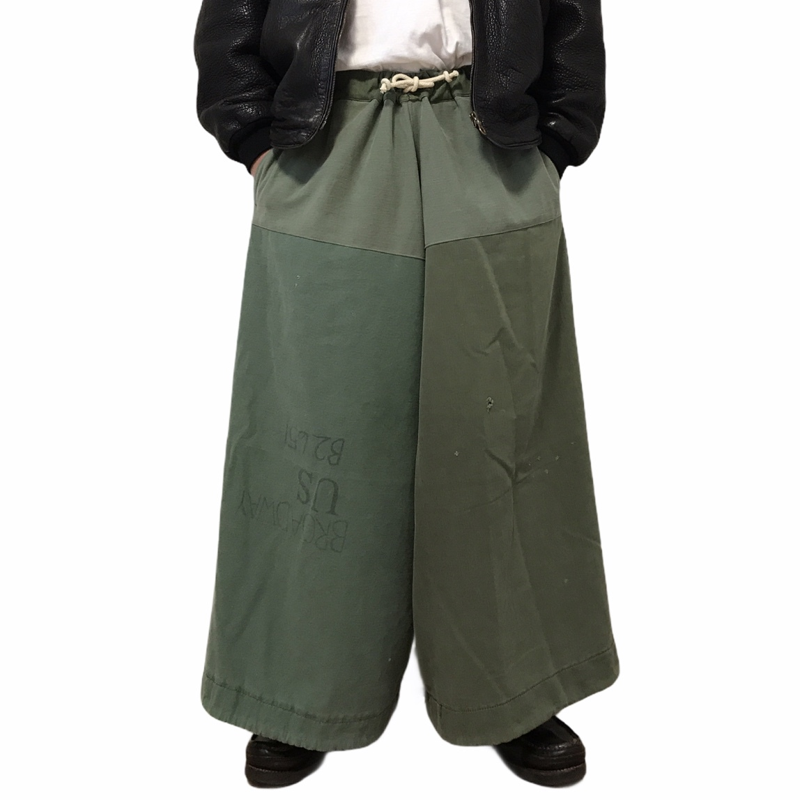 LIOT U.S.ARMY Laundry Bag  Docking Easy Pants for Men