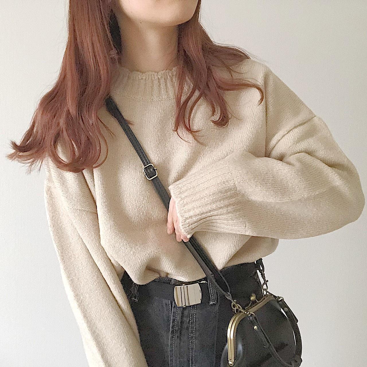 scallop knit [O-9]