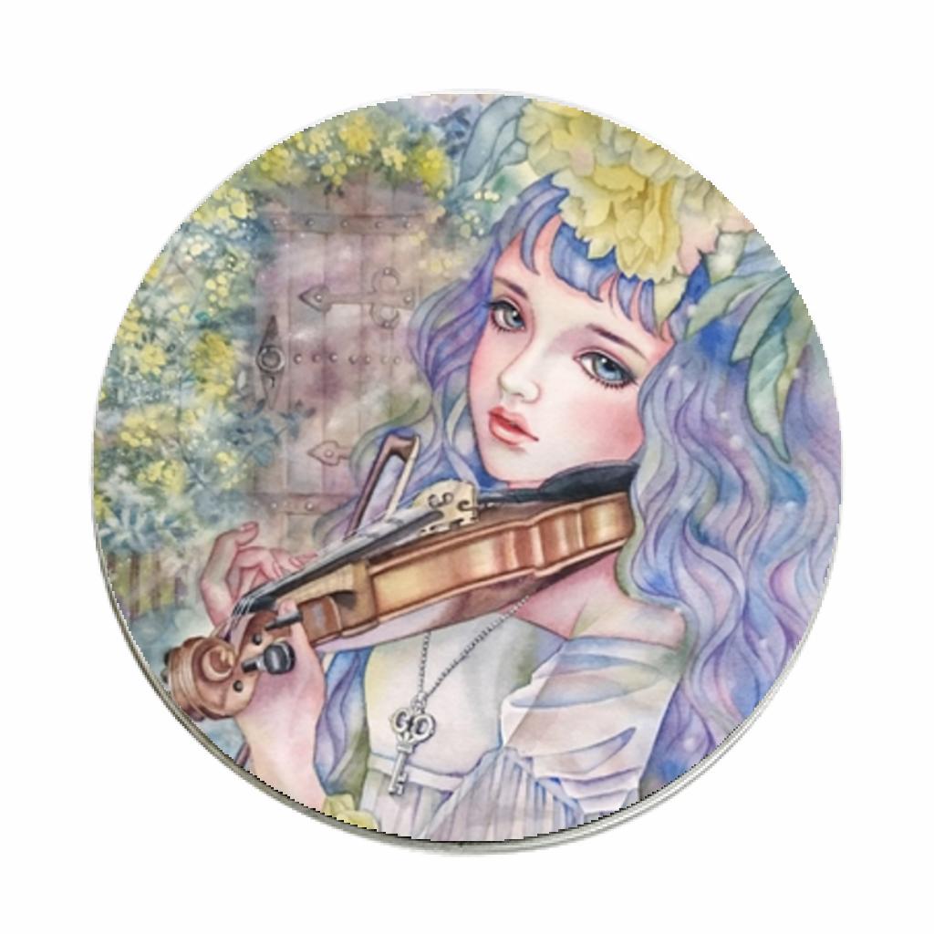 秘密の音色-アルミメンタム缶(M)