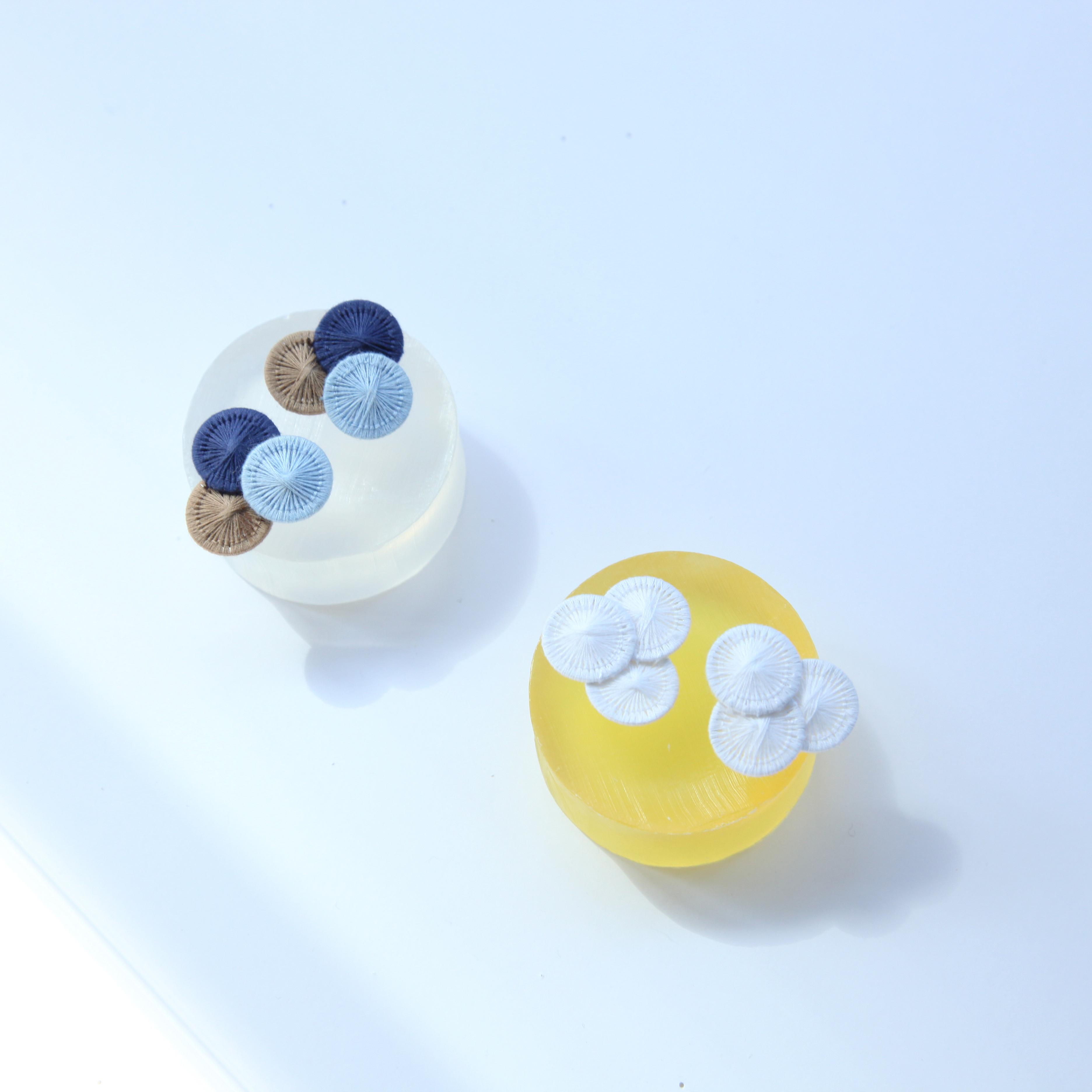 ciito (しいと) soda pierce/earring (ピアス・イヤリング) 2色