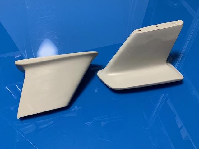 JURATECH R34 OEM style Wing Bracket ver.2 FRP model / ジュラテック R34 純正タイプウイングステー ver2 FRPモデル