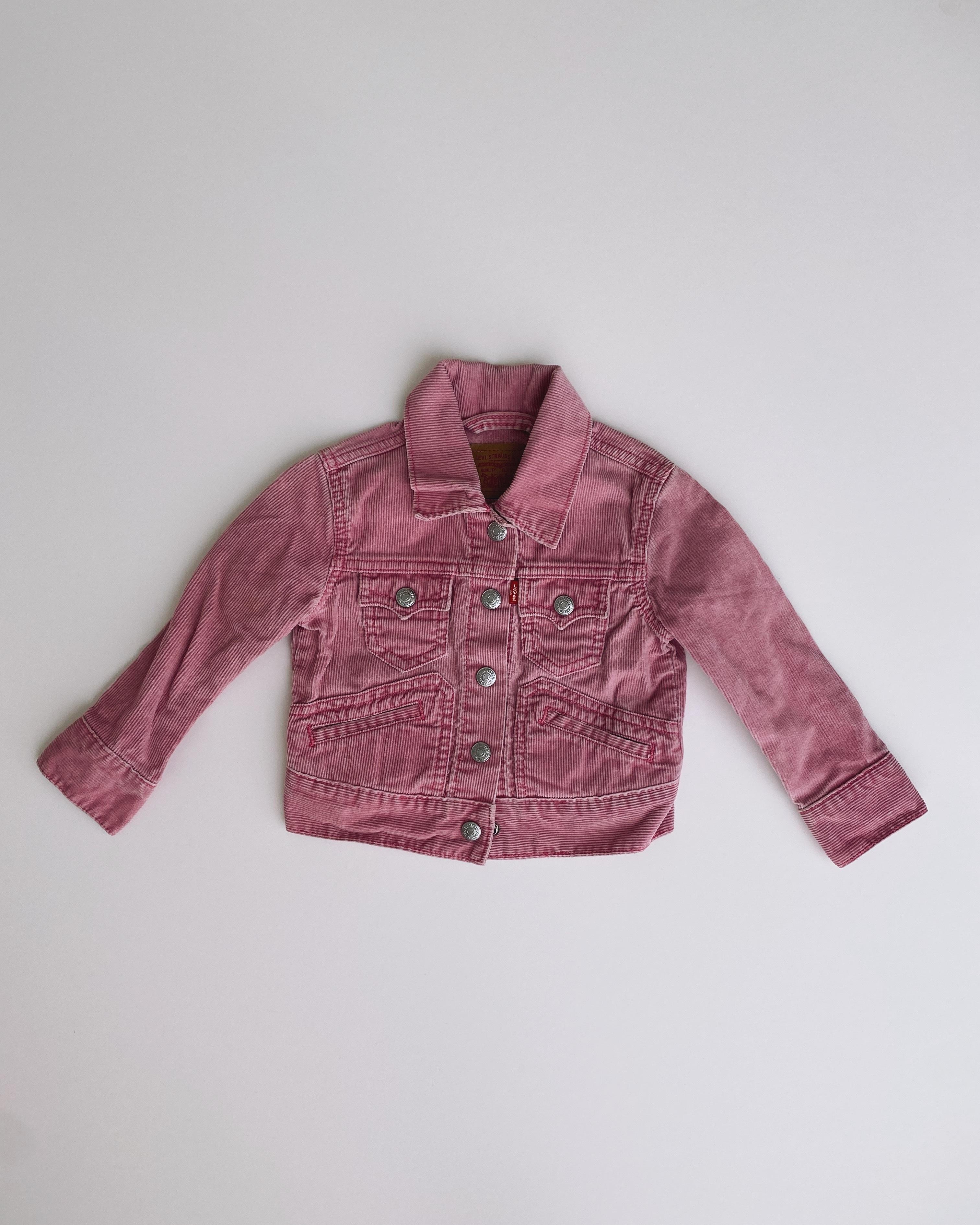 (KD202)95cm Levi's corduroy jacket