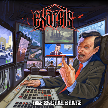 "EXARSIS ""The Brutal State"""