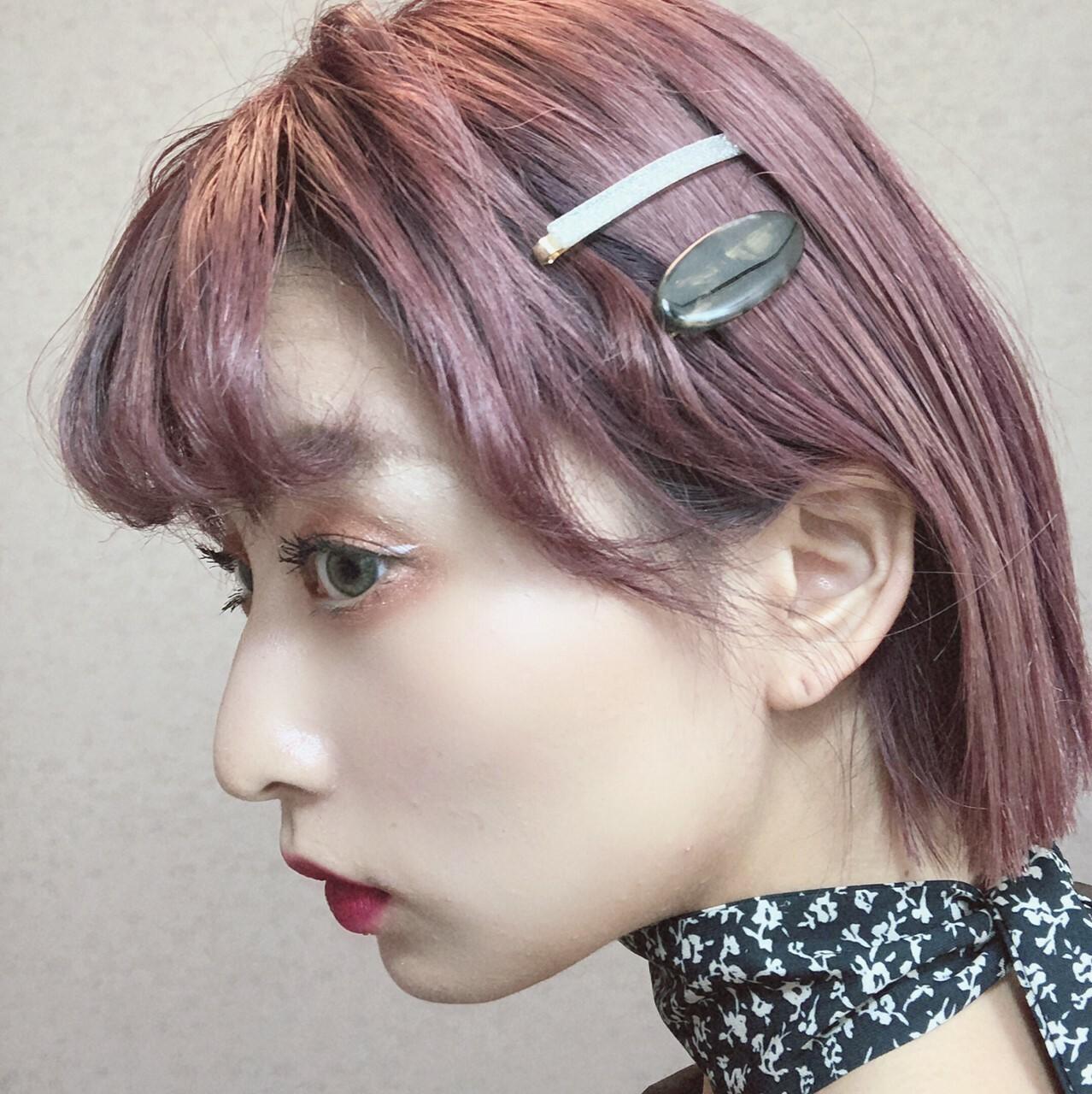 【LAST3】tortoise hairpin set