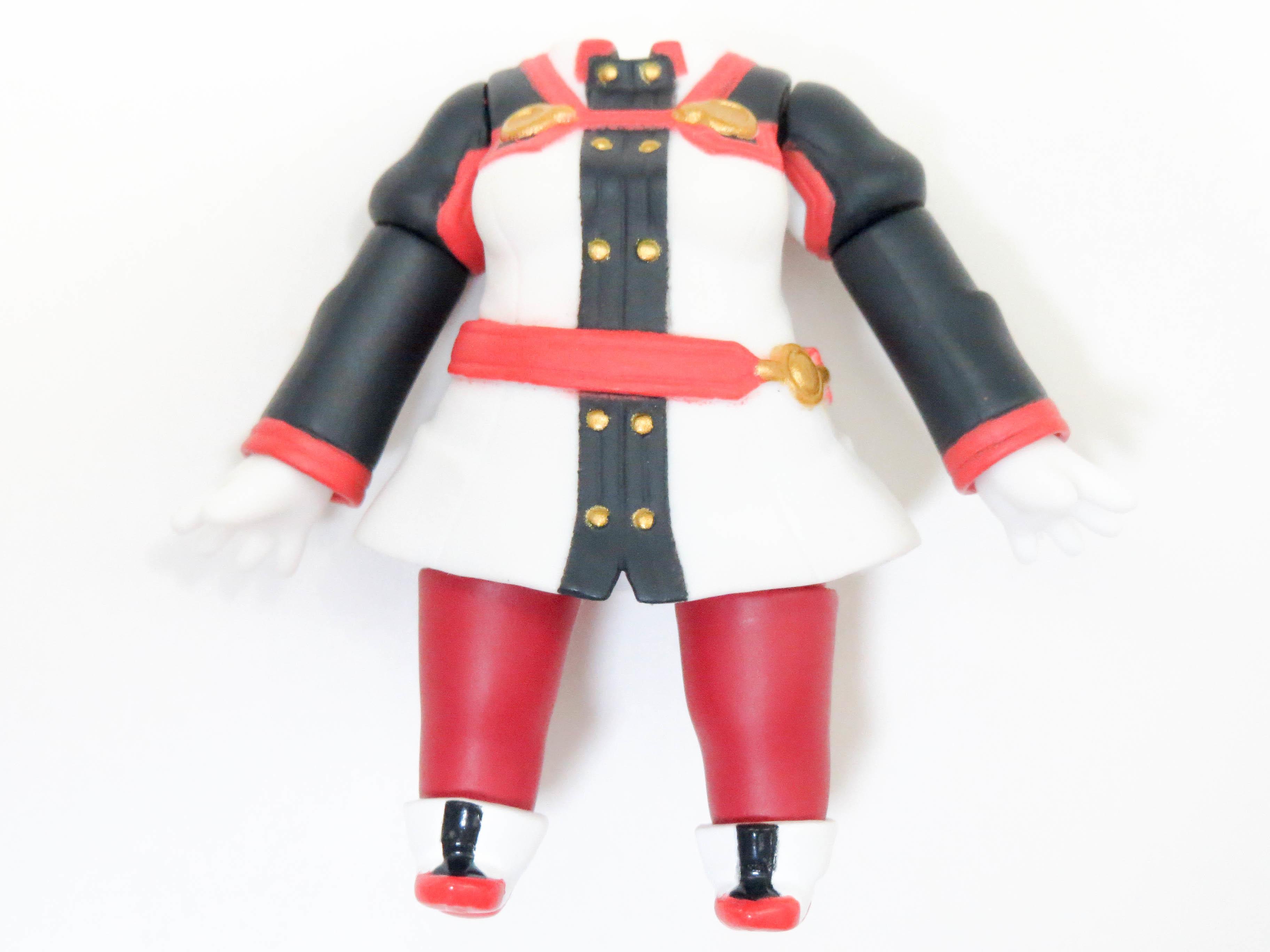【750c】 アスナ OSVer. 体パーツ 戦闘服 ねんどろいど