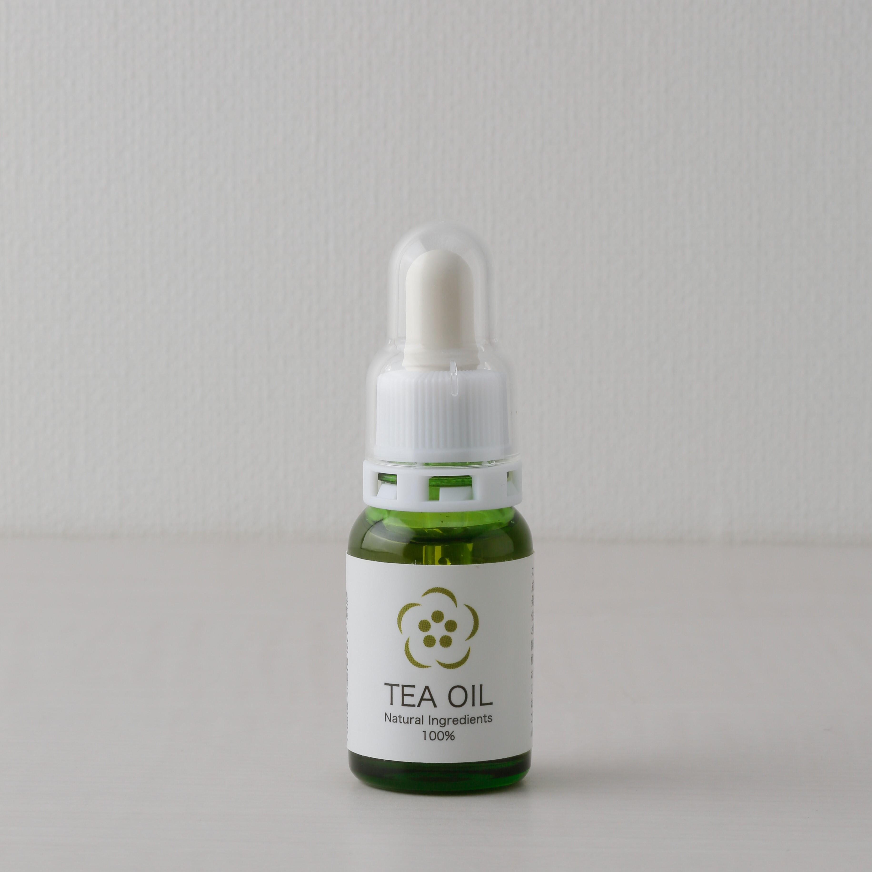【3個セット】TEA OIL Selection TEA OIL 10mL【茶の実オイル】