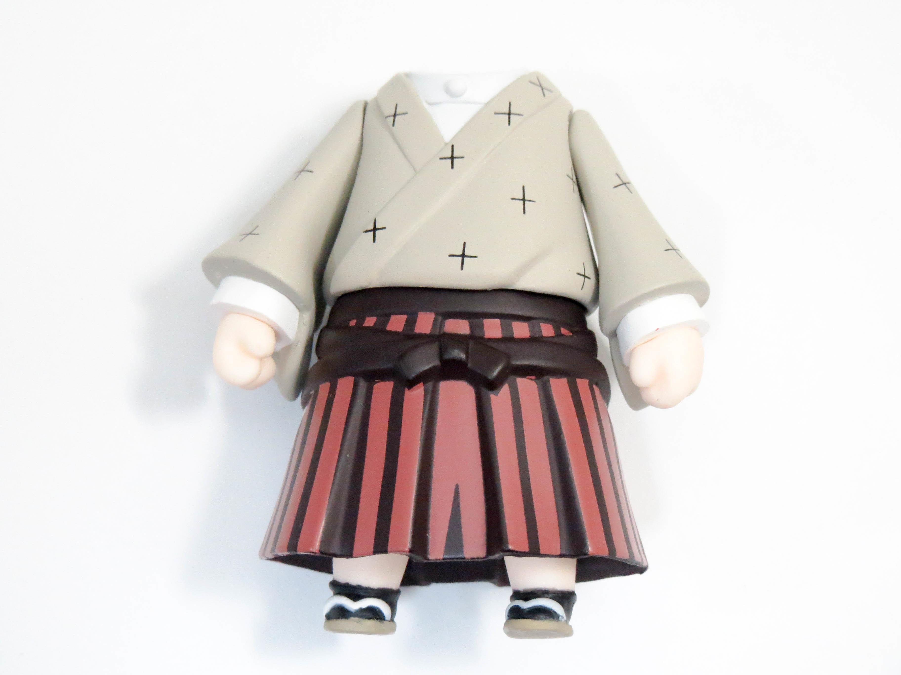 再入荷【342a】 糸色望 1.5 体パーツ 袴 ねんどろいど