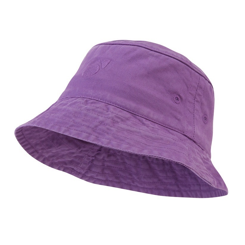 《main story 2021SS》Washed Bucket Hat / Hyacinth