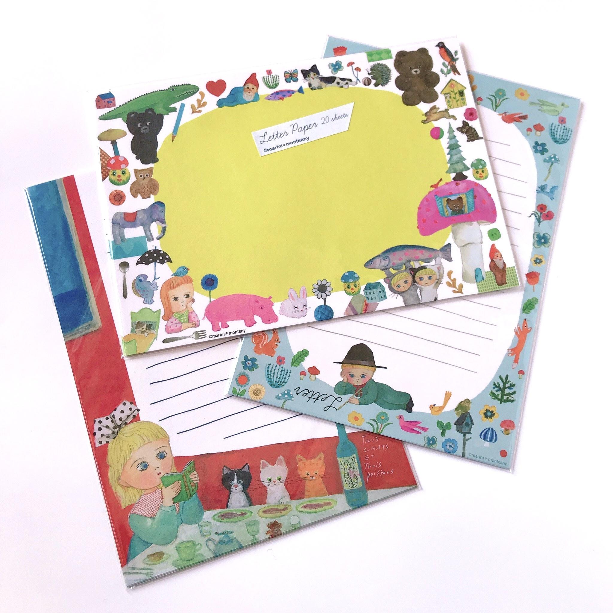 Letter paper (M)