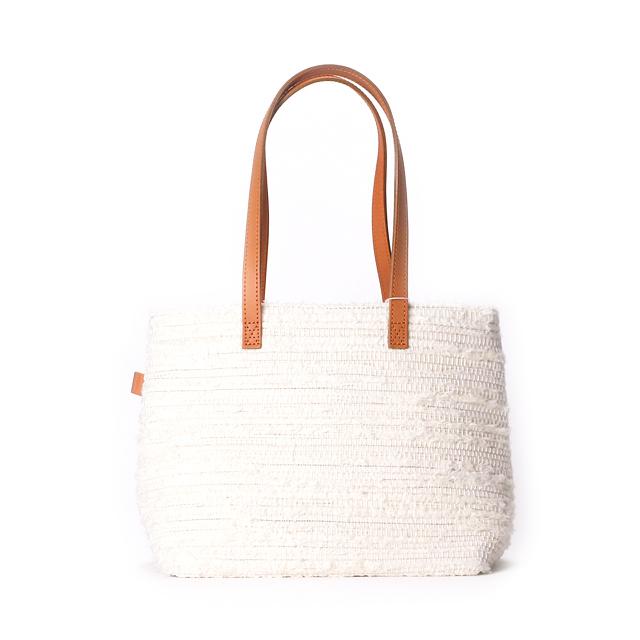 Bag Middle / White × White : 2110200100702