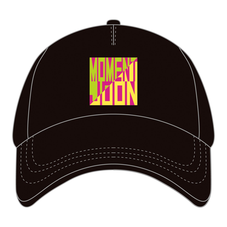 """MOMENT JOON """"Passport & Garcon"""" 5PANEL CAP [MIX]"""