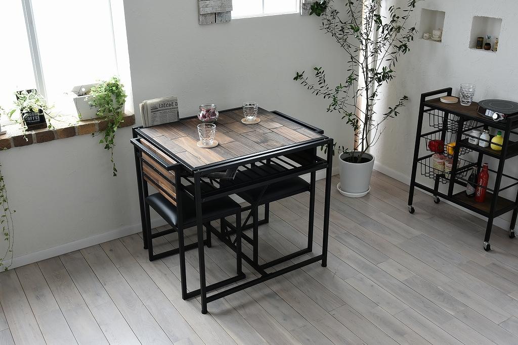 Industrial Mid Dining Table / インダストリアルスタイル インダストリアル ミッド ダイニングテーブル