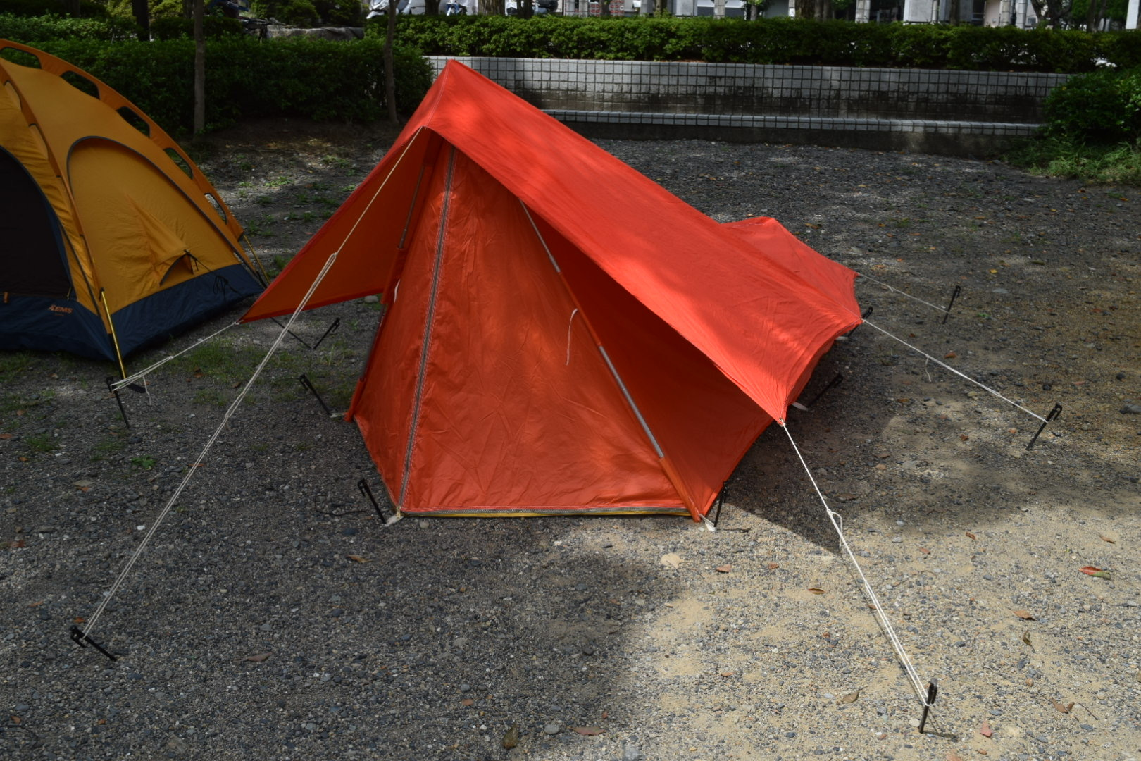 USED 60-70s REI Backpacking Tent -2person T0616