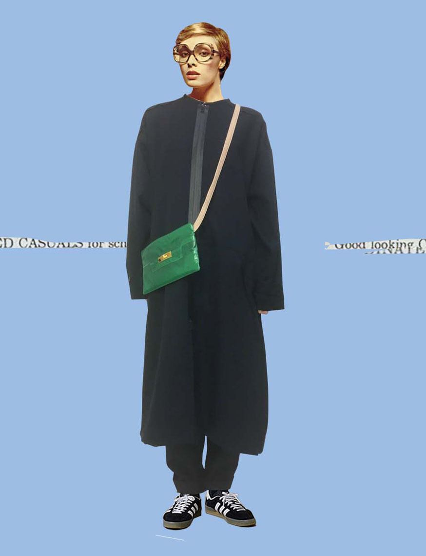 1-212-901 HARUTO COAT [BLACK]