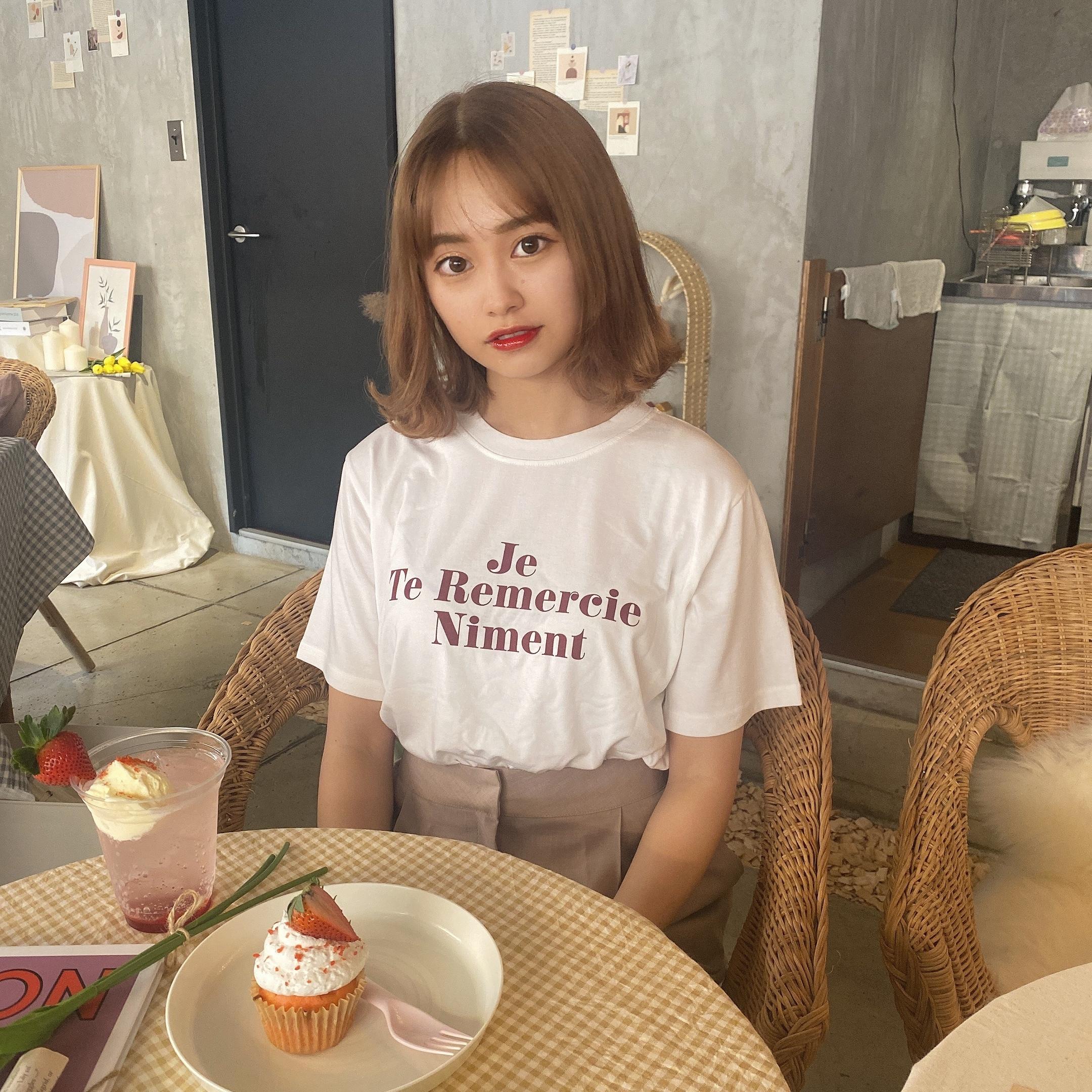 simple logo T shirts