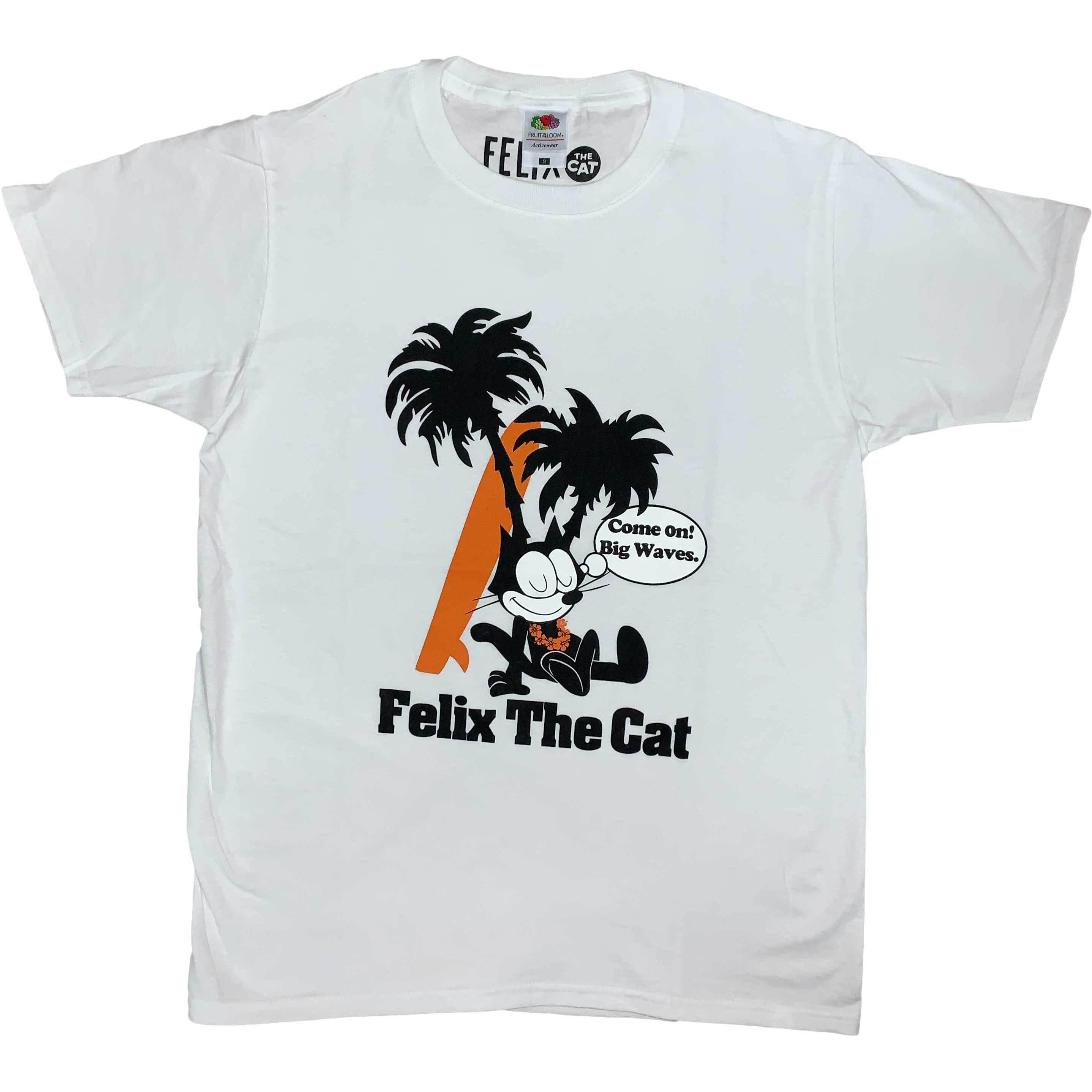 [FELIX]フィリックス・ザ・キャット・ハワイアン・Tシャツ(丸首)・フルーツオブザルームボディJ3930HD - Dream (ドリーム)