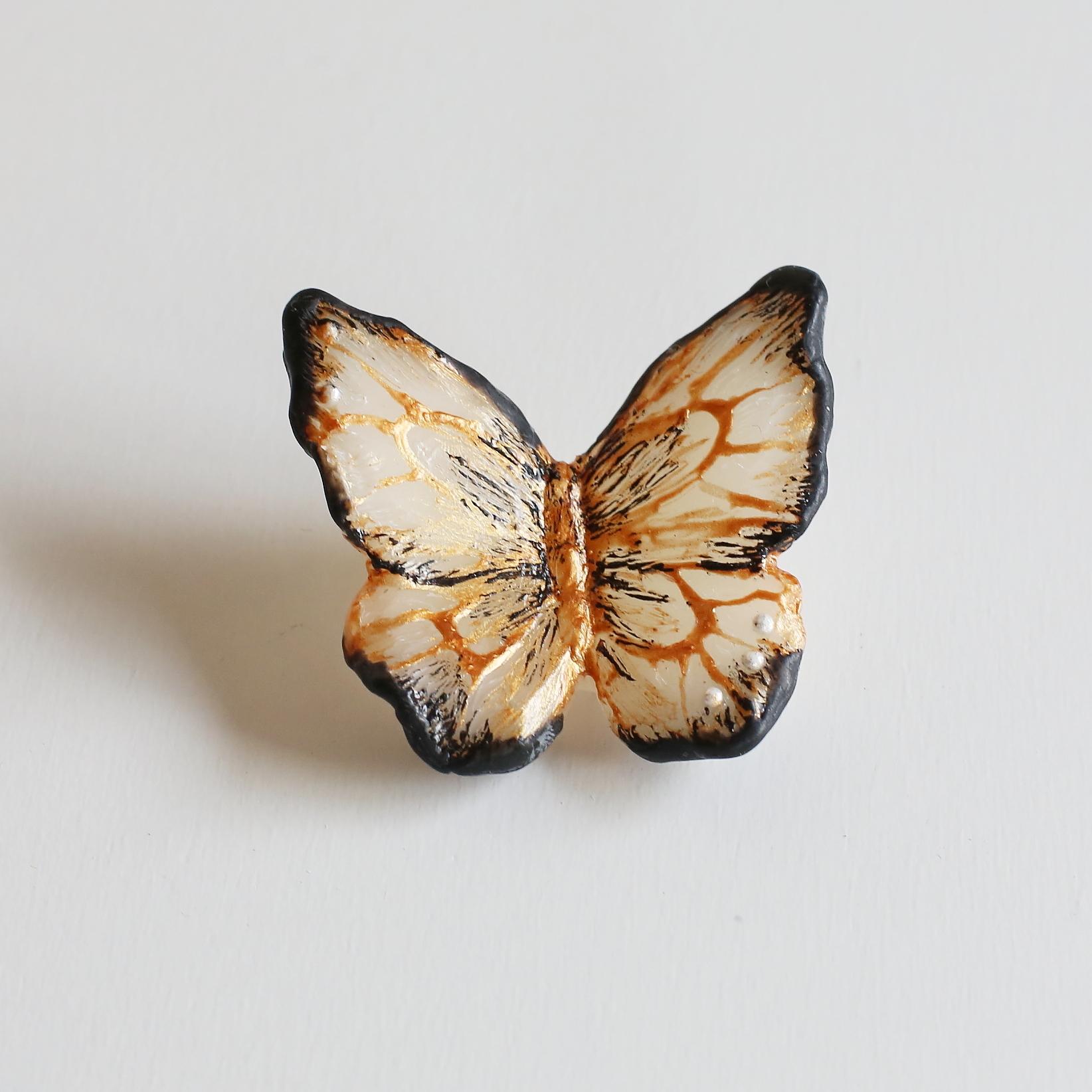 アロマワックスサシェ 小さな蝶