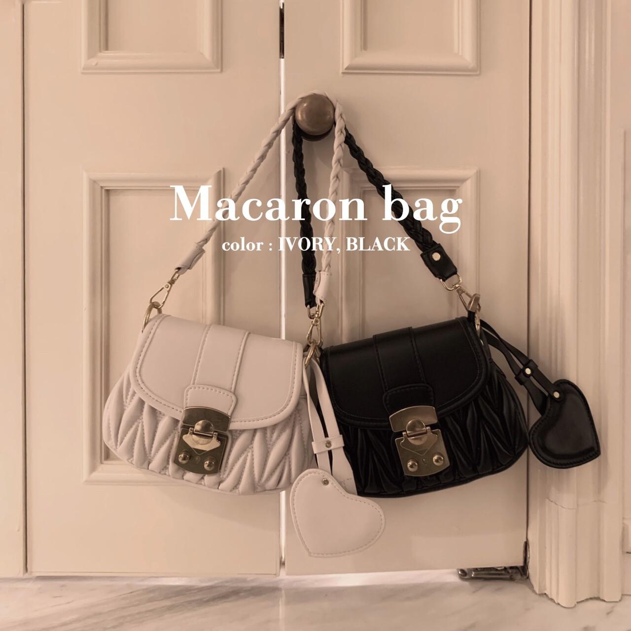 【meltie】macaron bag