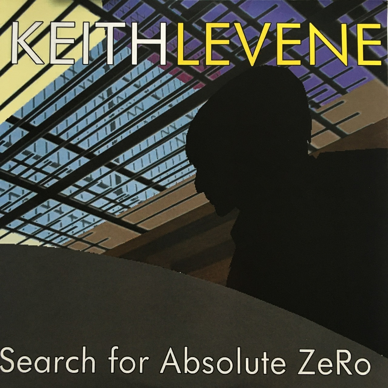 【LP x2・英盤】Keith Levene / Search for Absolute Zero