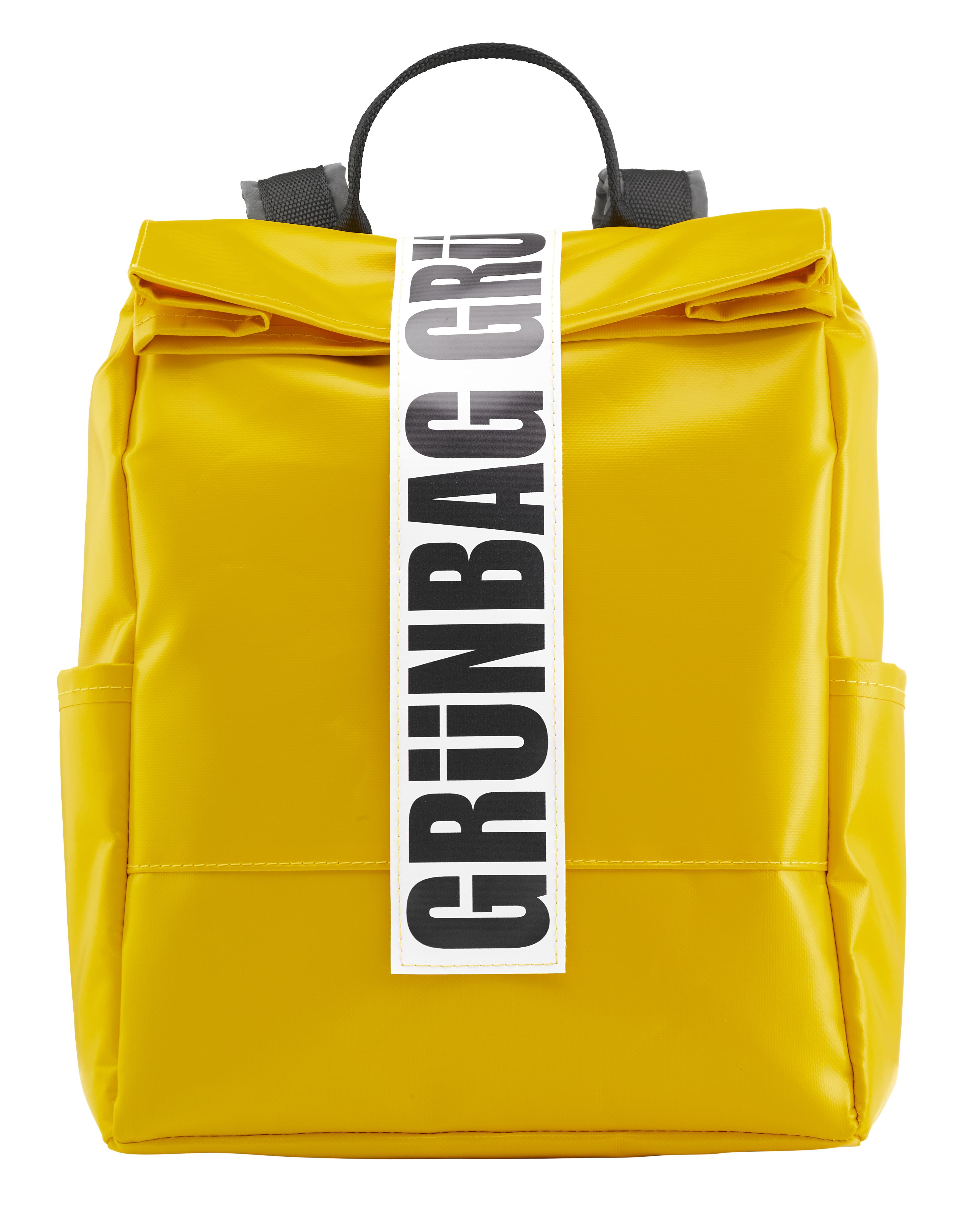 Alden BackPack Yellow