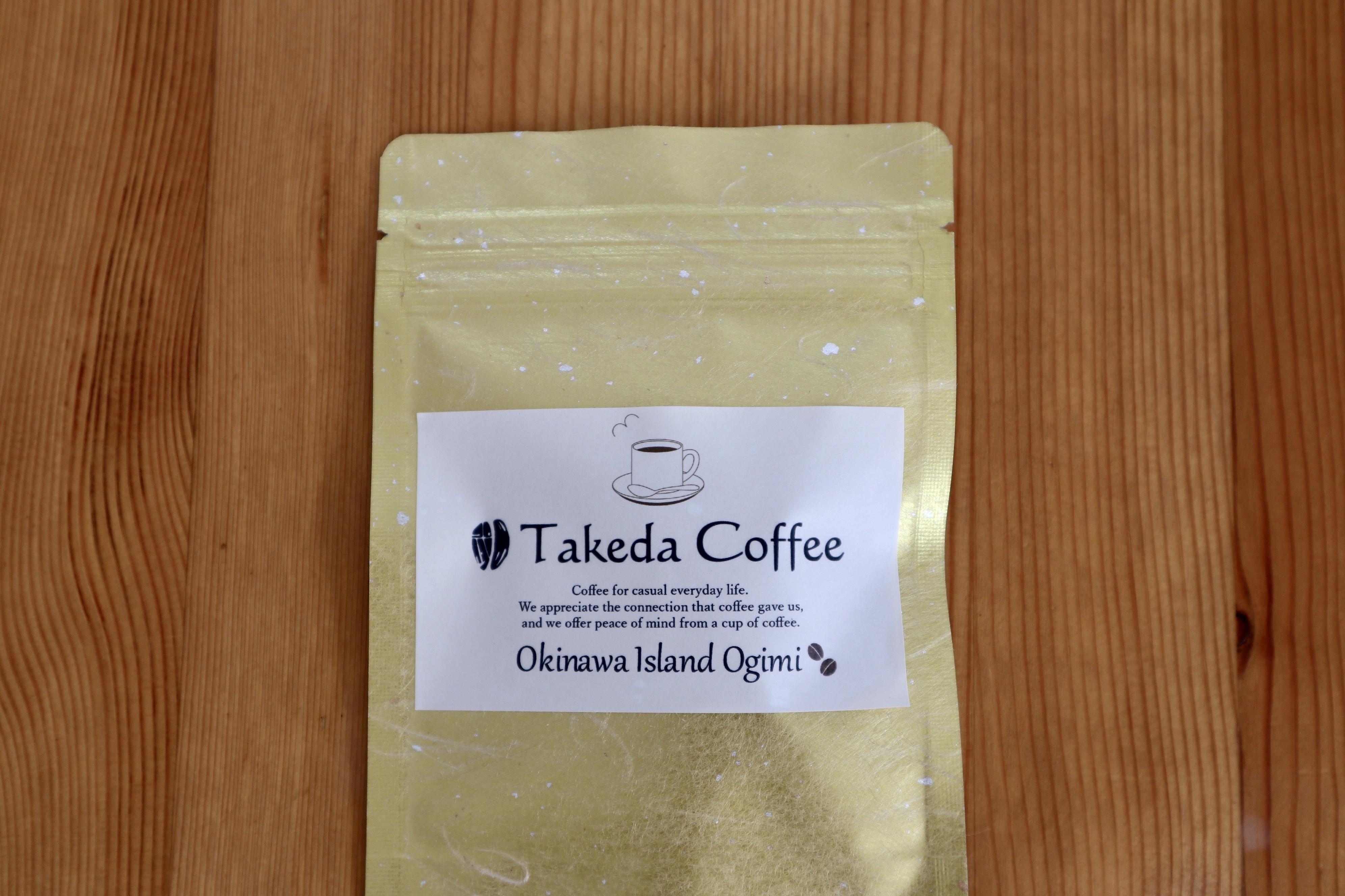 沖縄本島 大宜味コーヒー ドリップパック1個(10g)