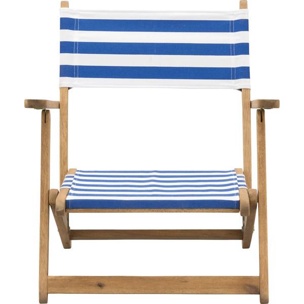Outdoor Villeia Folding Low Chair / アウトドア 折りたたみ ローチェア