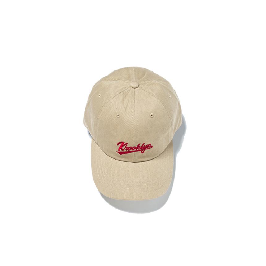 K'rooklyn Logo Cap - Light Brown