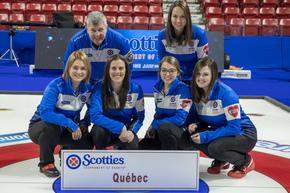 ウィメンズ スコッティズ ジャケット – Quebec