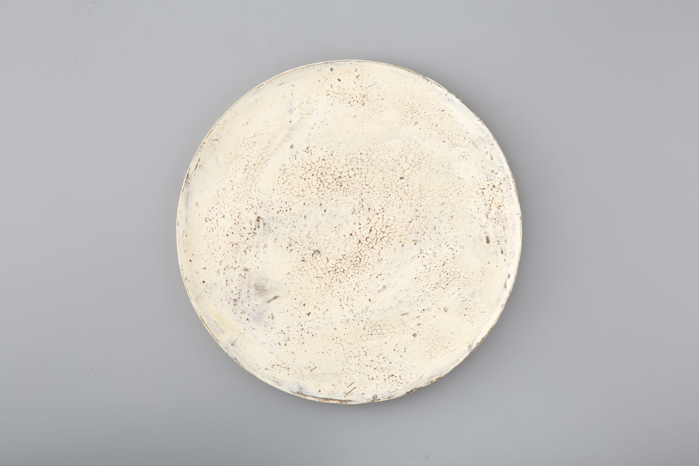 Flat plate:L (白) / 大澤 哲哉