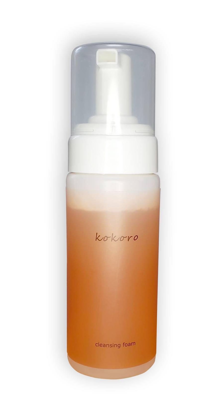 kokoro基礎化粧品シリーズ KOKOROクレンジングフォーム