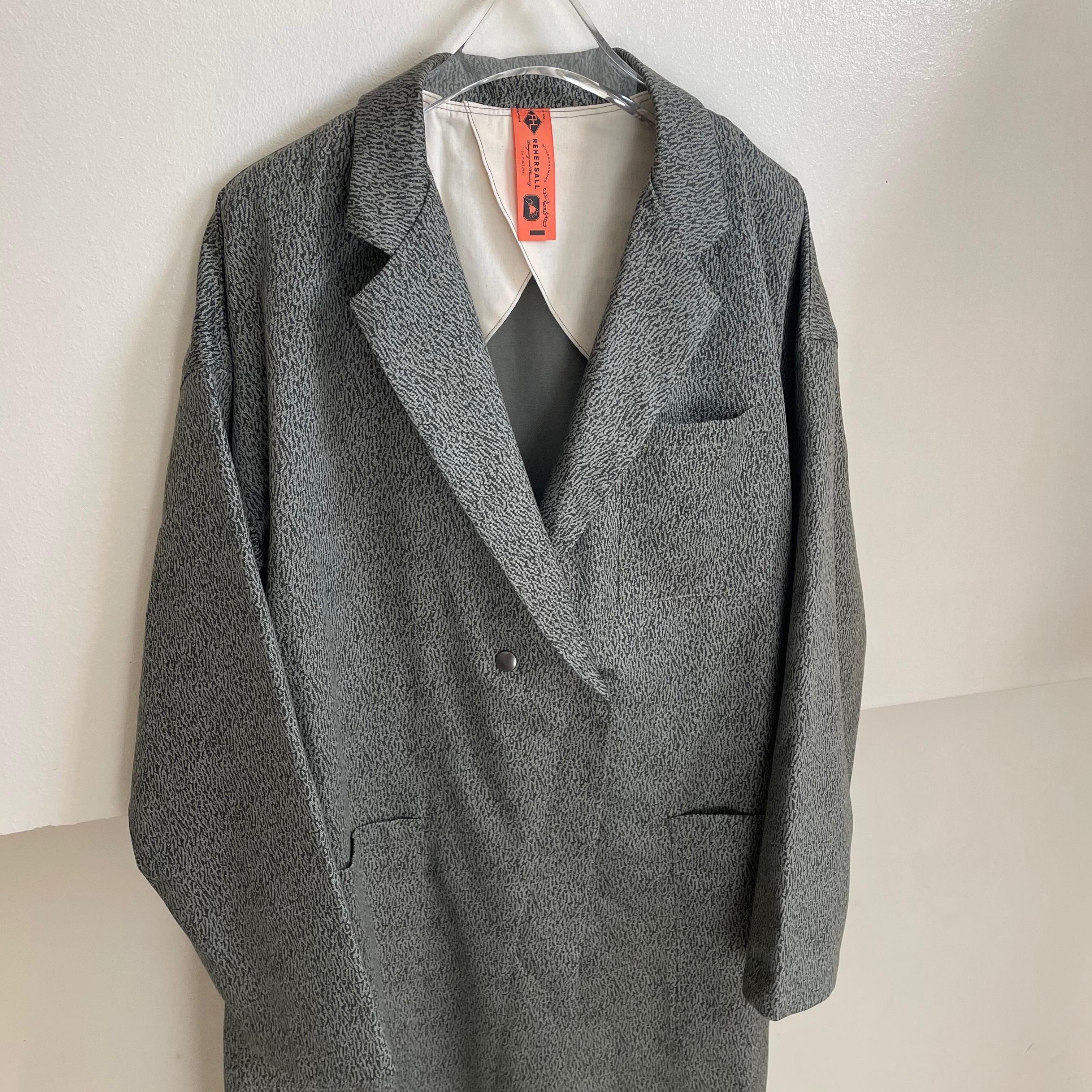 【RehersalL】chinocamo coat(A) /【リハーズオール】チノカモコート(A)