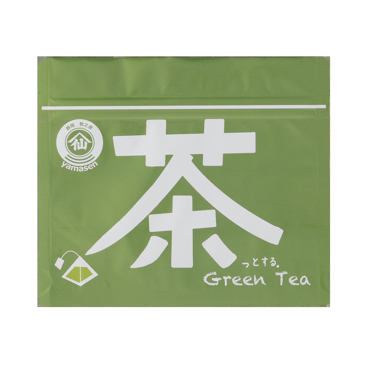 ホッとする緑茶ティーパック