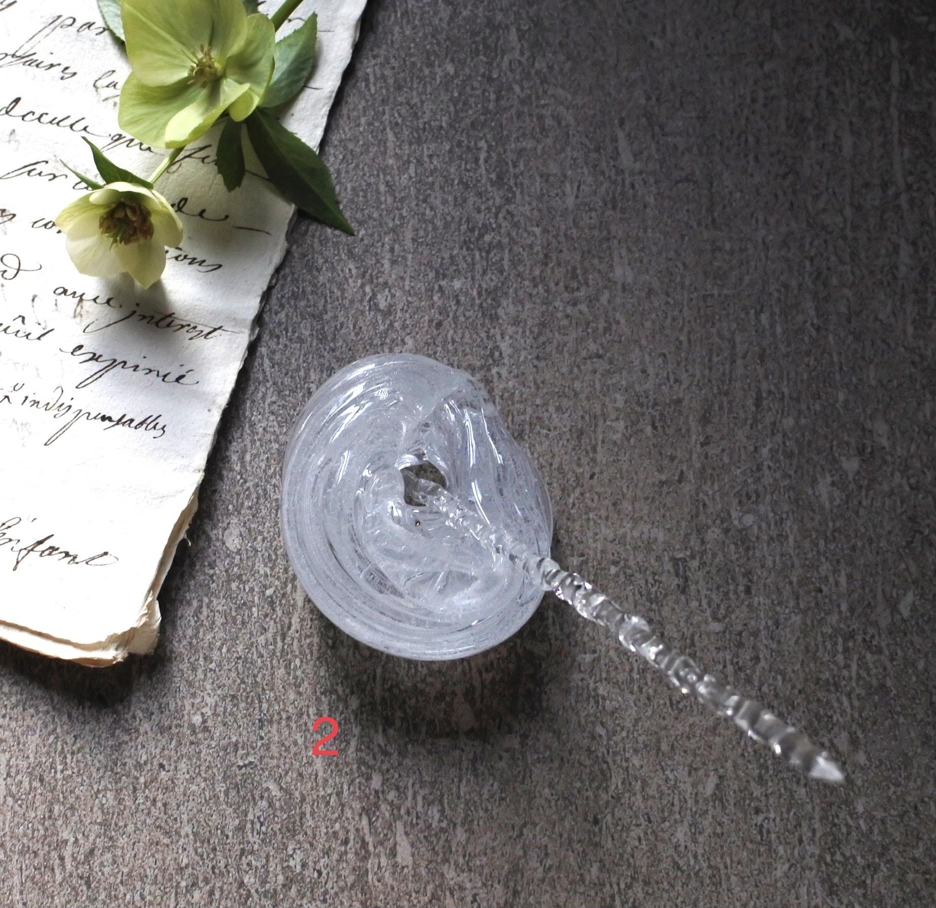 glass atelierえむに /ペンスタンド