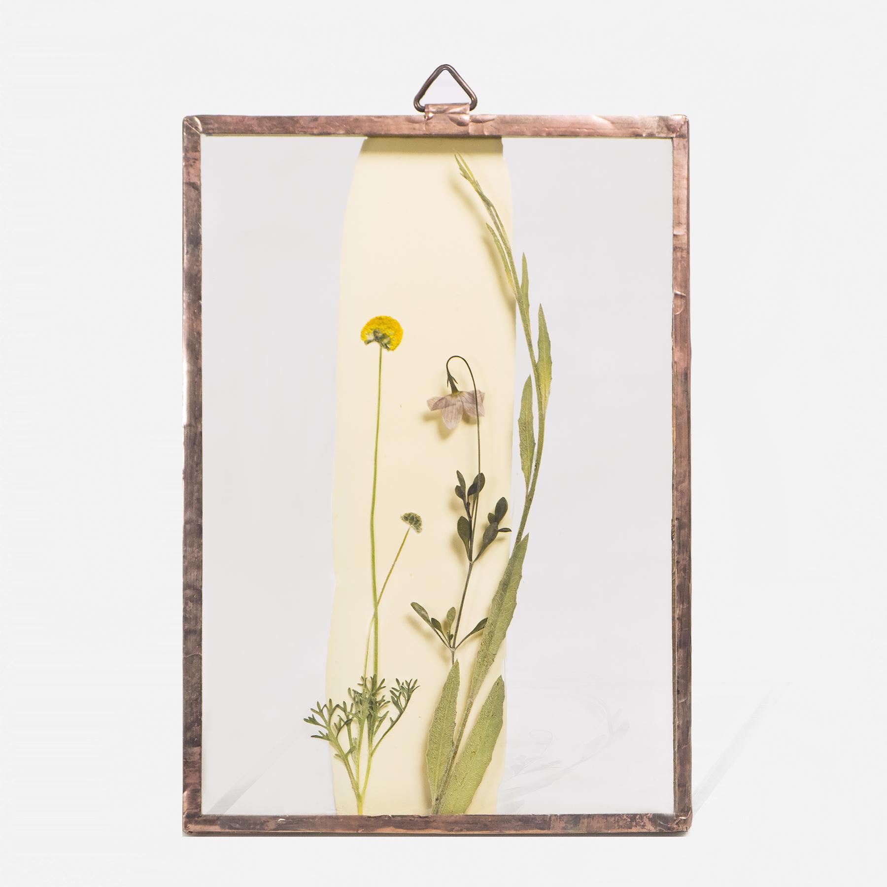 Botanical Frame S029 - Copper