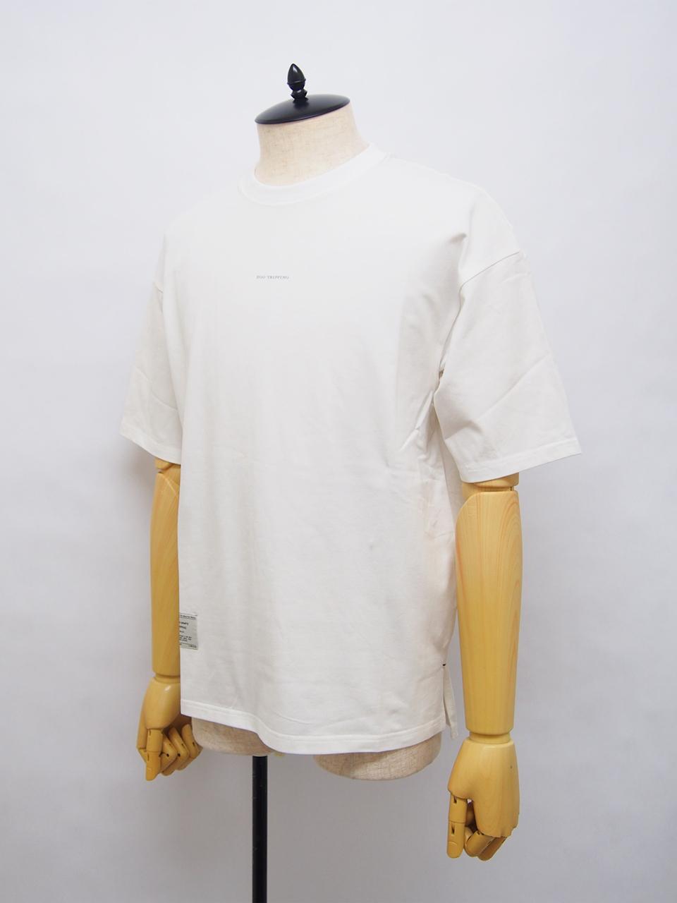 EGO TRIPPING (エゴトリッピング) REFLECTOR TEE リフレクターTシャツ / WHITE 663908-00