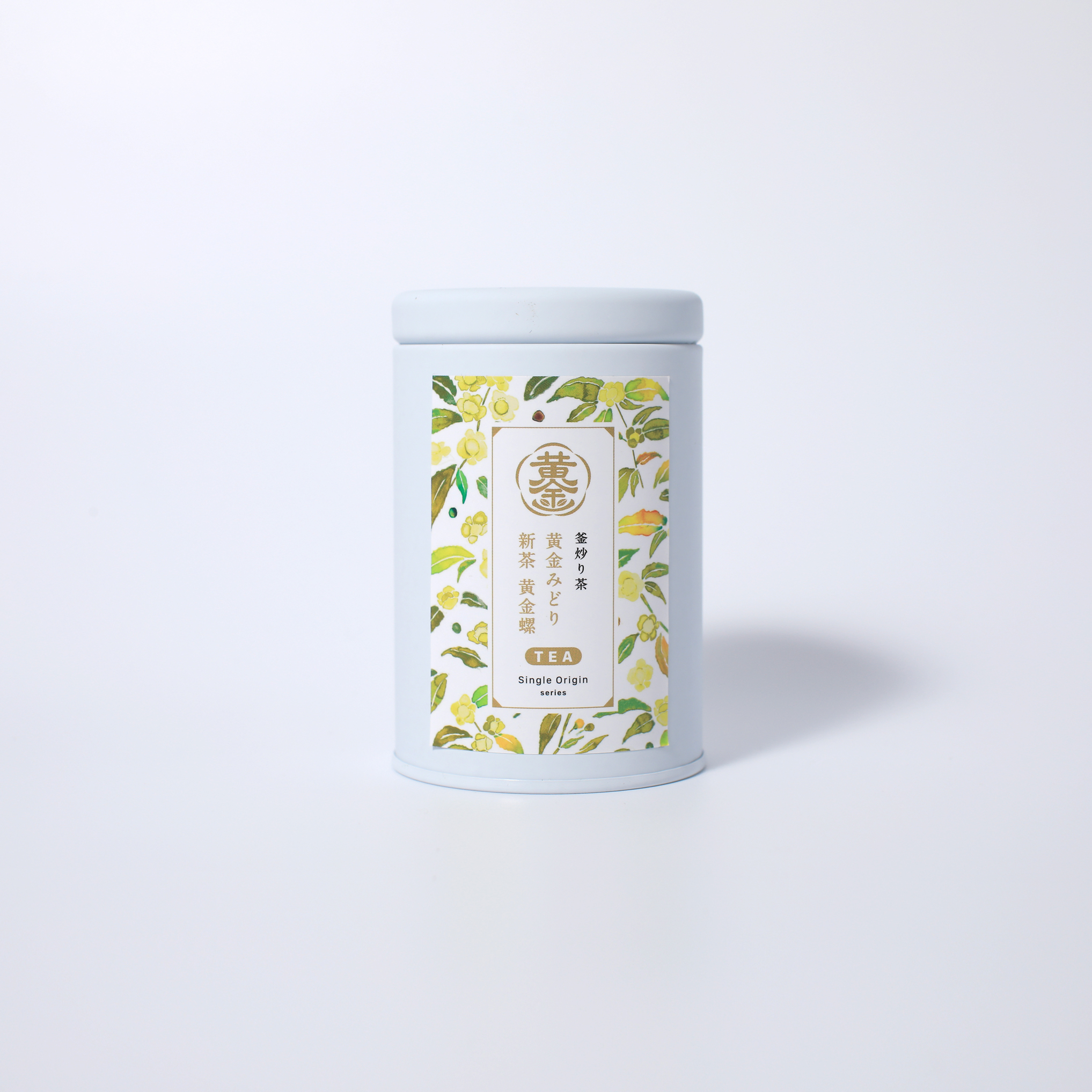 [数量限定]黄金みどり 釜炒り新茶/黄金螺