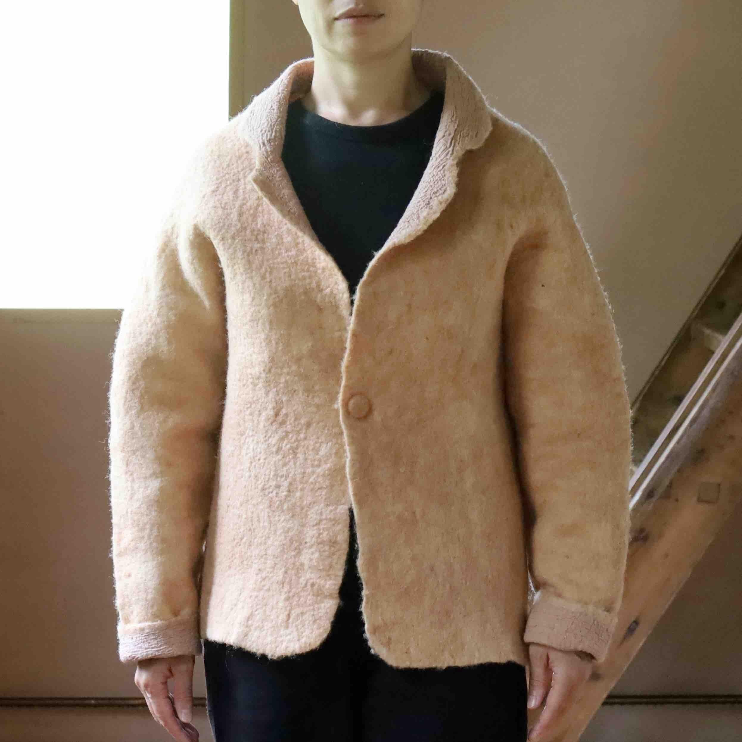 JAS2-20003 ショートジャケット ピンク