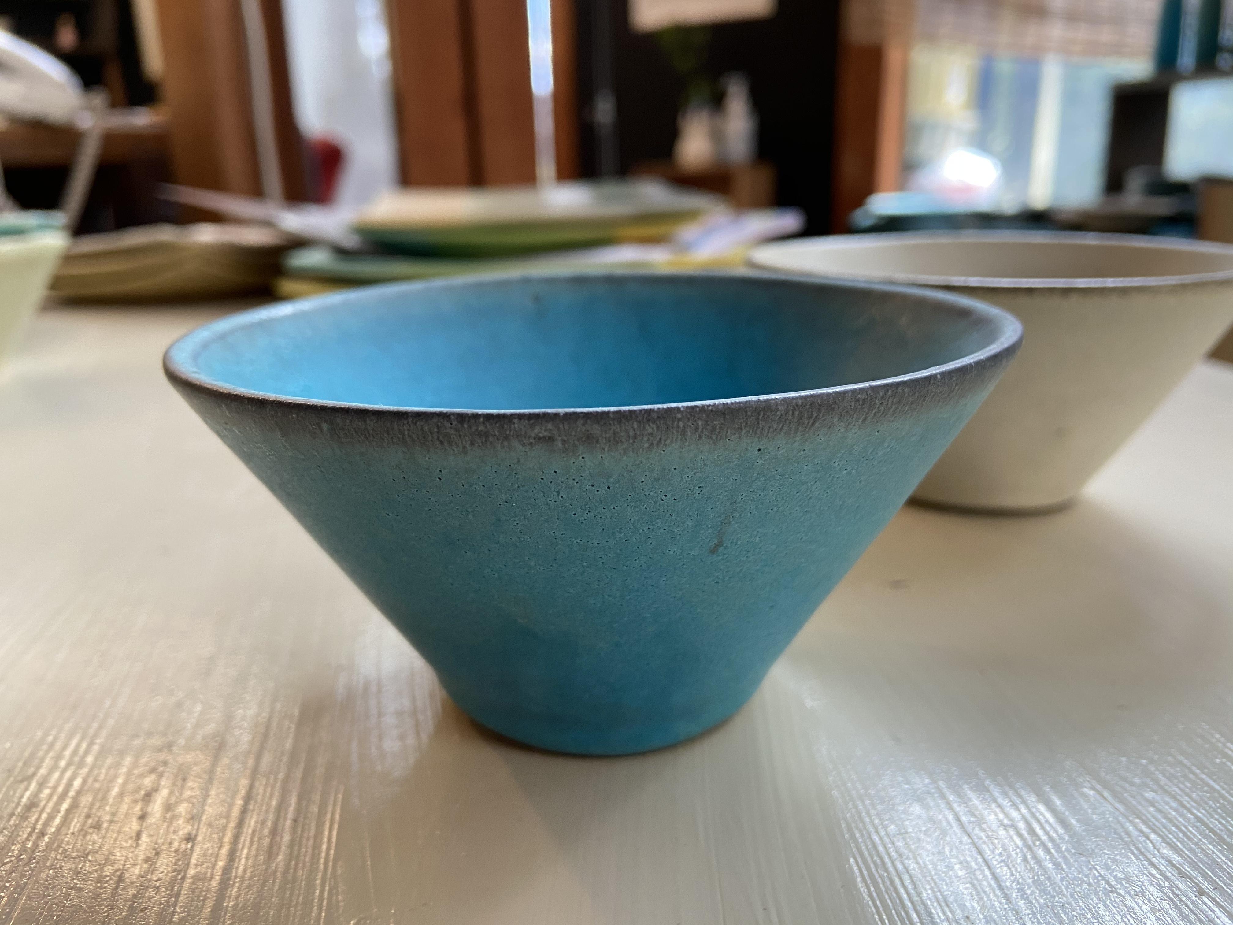 ターコイズブルーカップ