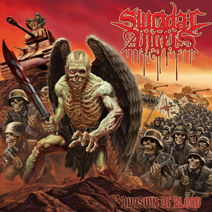 "SUICIDAL ANGELS ""Division Of Blood"""