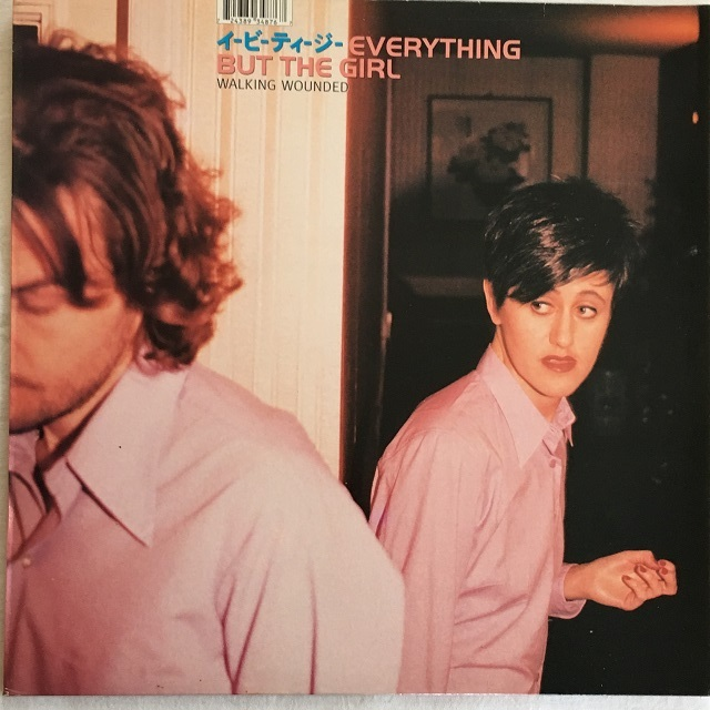 【12inch・欧州盤】Everything But The Girl / Walking Wounded