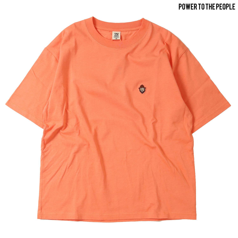 ポイント刺繍Tシャツ NO1501056