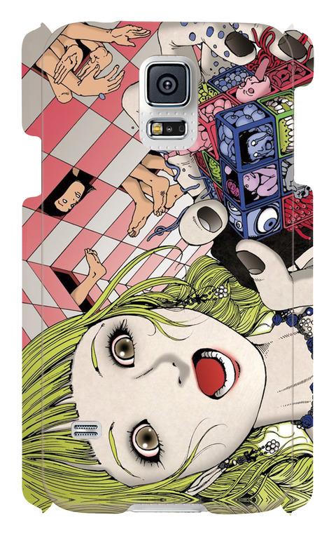 (Galaxy S5 SC-04F/SCL23)少女IN